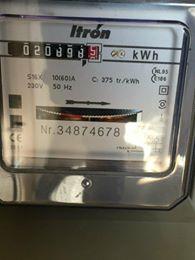 Depannage photovoltaique compteur de certificat vert