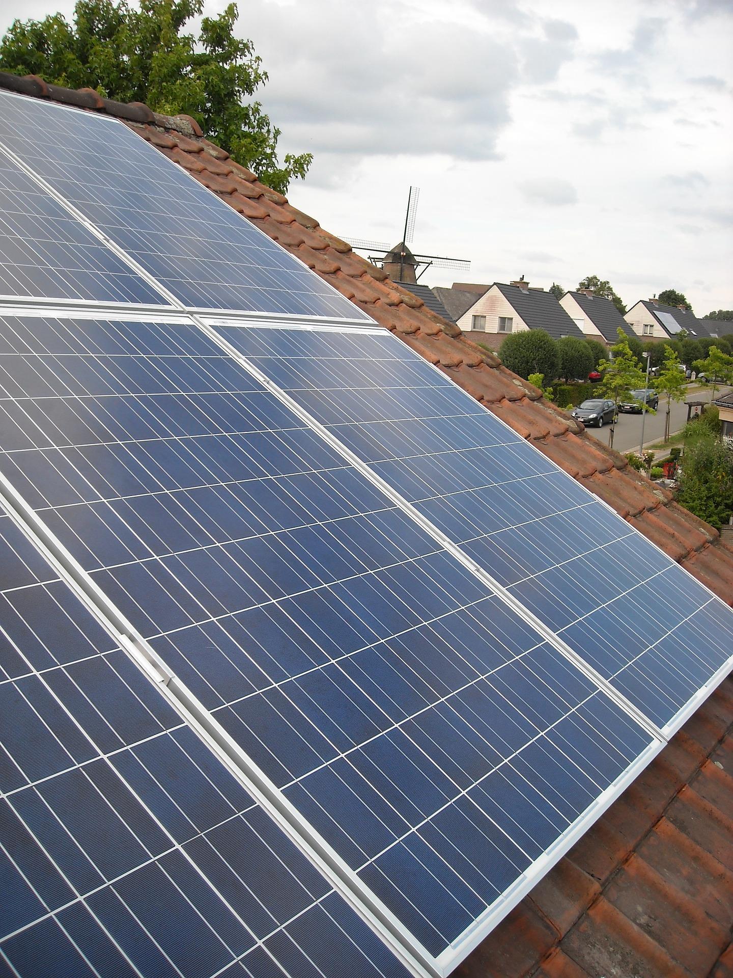 Technicien pour dépannage panneaux solaires wallonie