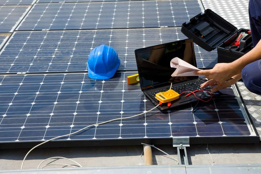 Diagnostic photovoltaique